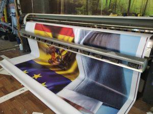 Печать на баннере в Одессе большим форматом 0505010004
